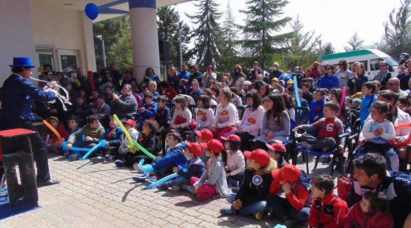 """Disabili. A Barrafranca mercoledì 21 marzo l'ottava edizione della """"festa di primavera"""""""