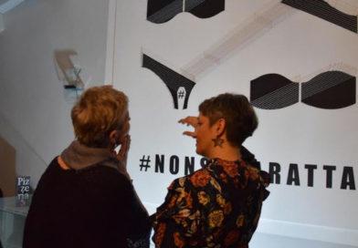 Piazza Armerina, grande successo per il vernissage dell'installazione artistica delle Parallel Lines