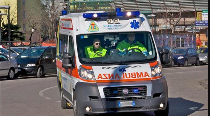 PIETRAPERZIA: muore bimbo di due anni travolto da un furgone