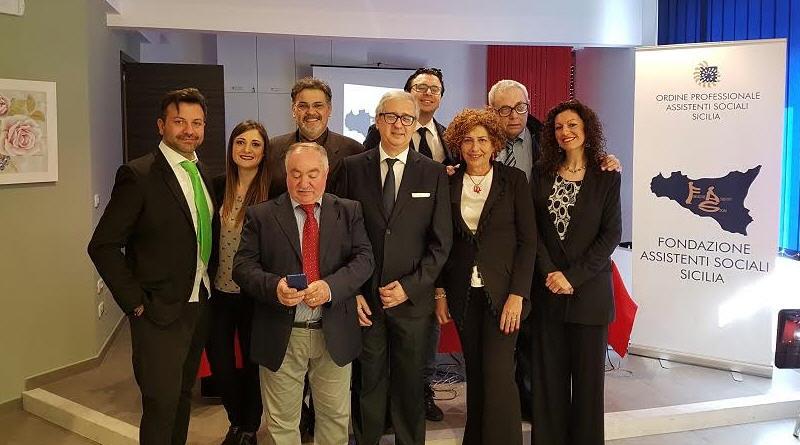 Palermo – Inaugurata la Fondazione dell'Ordine degli Assistenti Sociali.