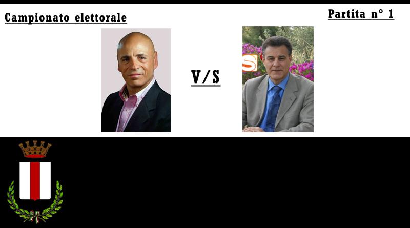 Elezioni. I duelli tra candidati: Filippo Miroddi V/S Fabrizio Tudisco. Tu chi voteresti in un eventuale ballottaggio?