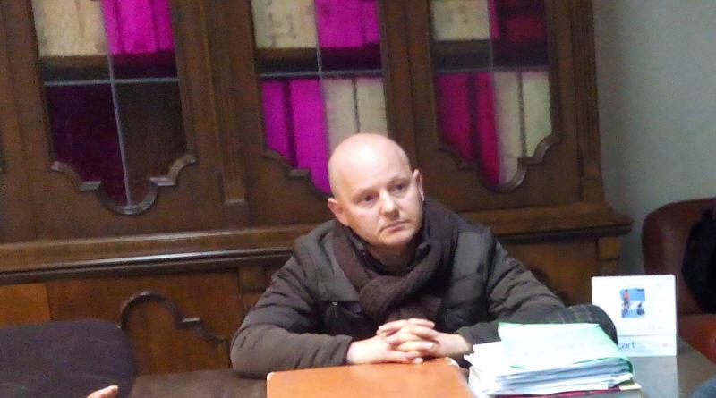"""Il consigliere Concetto Arancio """"Coerente con le mie scelte non sto con Giuseppe Mattia"""""""