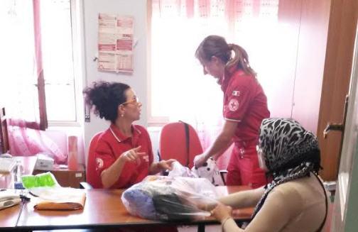Apertura Corso di Accesso Croce Rossa Italiana sede di Leonforte