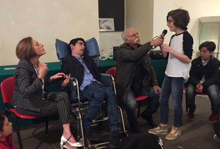 """L'associazione Vita 21: """"La disabilità come risorsa per il territorio"""""""