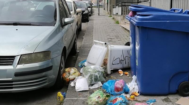 Piazza Armerina città sporca: il finto risveglio del sindaco Miroddi