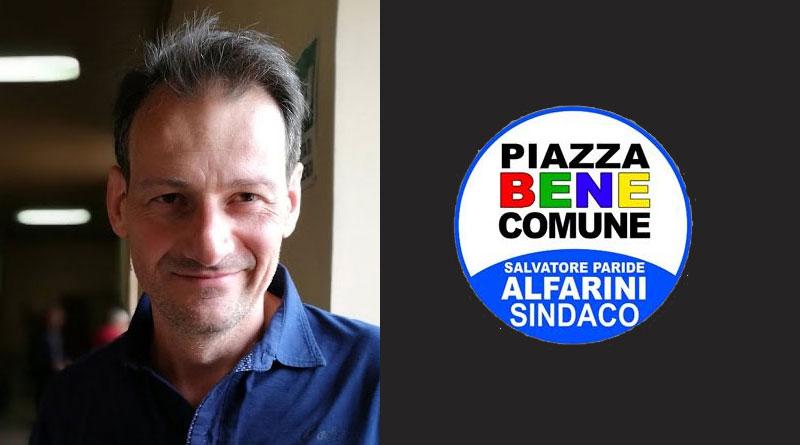 Piazza Armerina, Elezioni comunali – Intervista al Candidato Salvatore Paride Alfarini [video]
