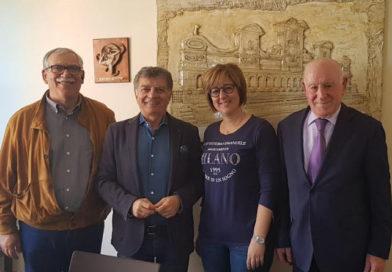 Enna – Proficuo incontro tra i vertici della CNA Pensionati e Il Commissario ASP dott. Salina