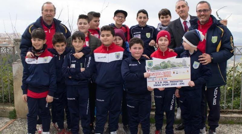 Progetto Enna Sport 2004: un mese di prova gratuita presso la scuola calcio