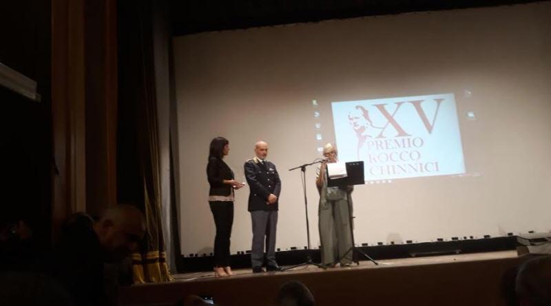 Piazza Armerina, Premio Rocco Chinnici: i premiati