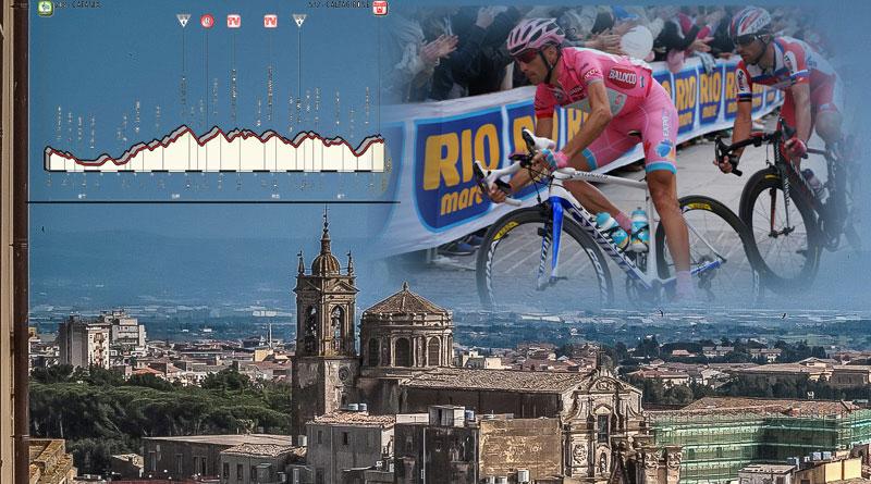 """Giro d'Italia, il sindaco Ioppolo ai cittadini: """"Impegno corale per un grande risultato per Caltagirone"""""""