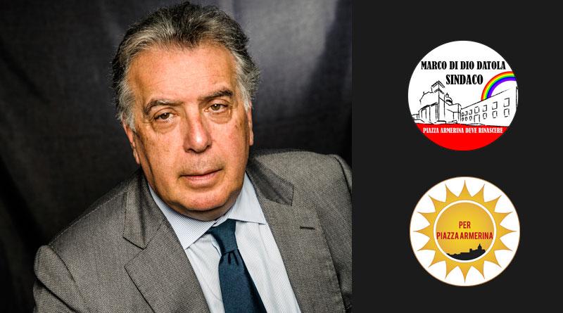 Piazza Armerina, Elezioni comunali – Intervista al Candidato Marco Di Dio Datola [video]