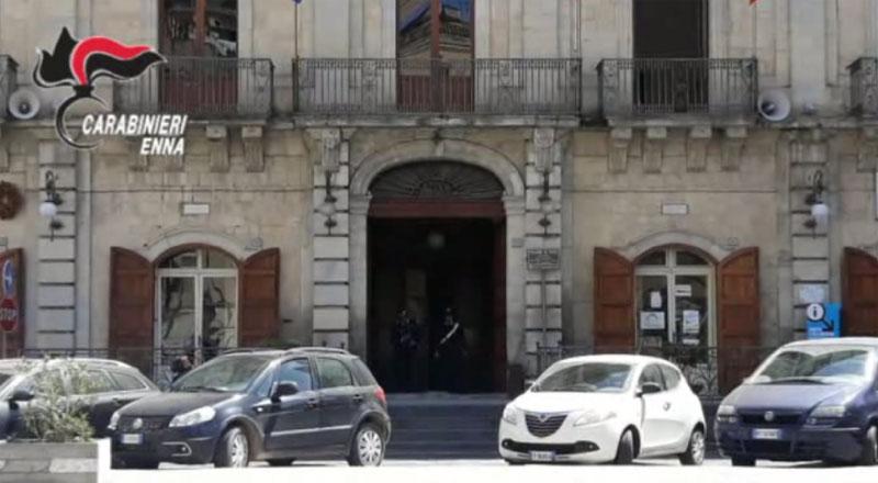 Nicosia – L'assessore Ivan Bonomo accusato di concussione.