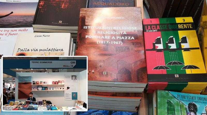 Alla mostra internazionale del Libro di Torino un libro di Ignazio Nigrelli