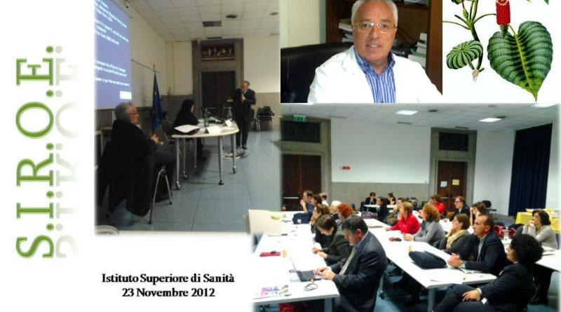 Una troupe di RAI1 a Piazza armerina per intervistare il fitoterapeuta Dr. Paolo Campagna