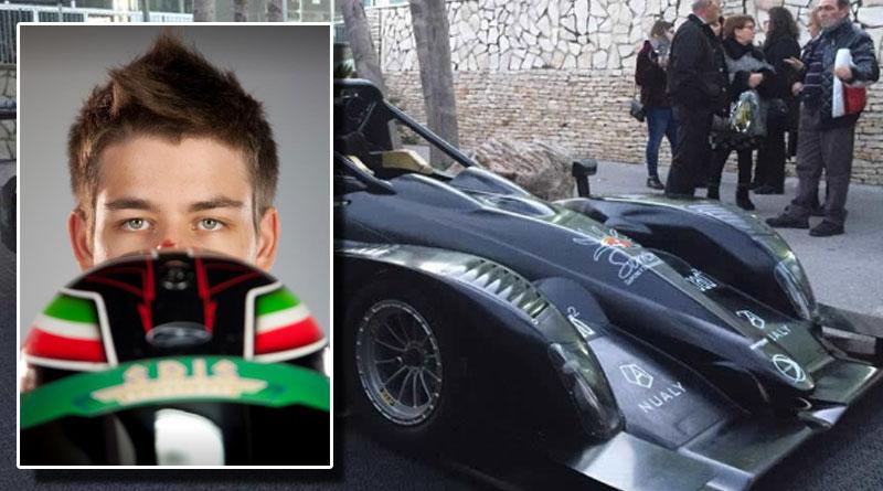 Sabato e domenica prossima test sul circuito di Imola per il driver ennese Simone Patrinicola
