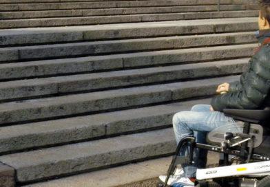 """L'Associazione Italiana Sclerosi Multipla (AISM) presenta il progetto """"Liberi di Andare"""""""