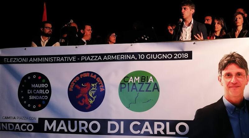 """Mauro Di Carlo : """"non lottiamo contro qualcuno ma a favore di qualcosa"""""""
