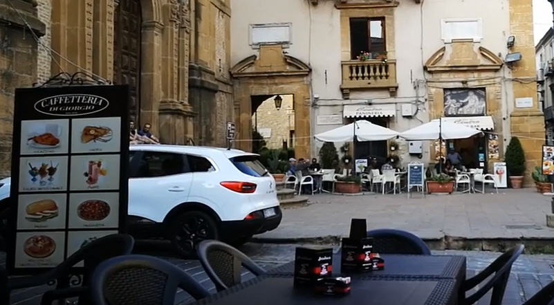 Piazza Armerina – La guerra dei dehors in  piazza Garibaldi [VIDEO]