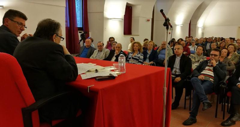 Piazza Armerina – Successo di pubblico per la presentazione dell'opera postuma di Ignazio Nigrelli dedicata alla religiosità popolare