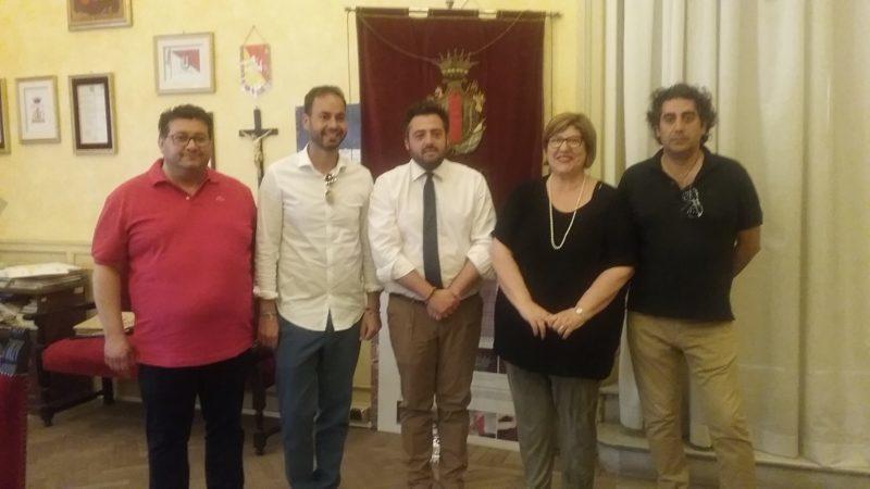 Piazza Armerina – Il sindaco Cammarata attribuisce le deleghe assessoriali