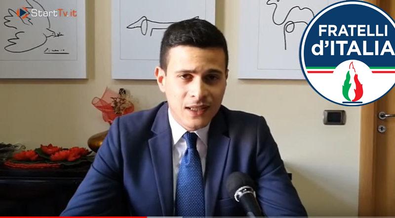 """Alessio Cugini(FDI): """"Le idee di Di Carlo? Poche e confuse"""""""