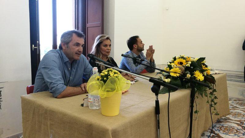 Piazza Armerina – Intervista a Silvana Giacobini che al Trigona ha presentato la biografia di Alberto Sordi [Video]
