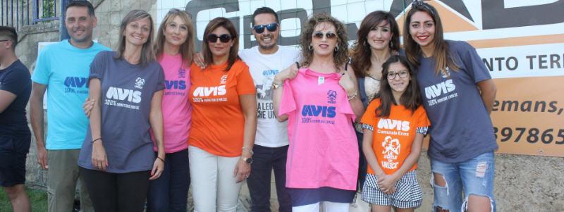 AVIS ENNA: la Team Ballo vince il torneo La legalità che unisce 2018