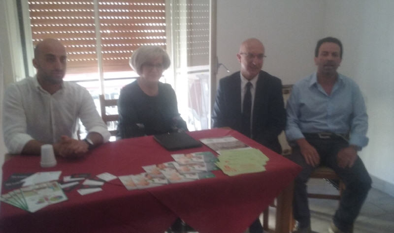 Piazza Armerina – Inaugurati ieri i nuovi locali della Confesercenti