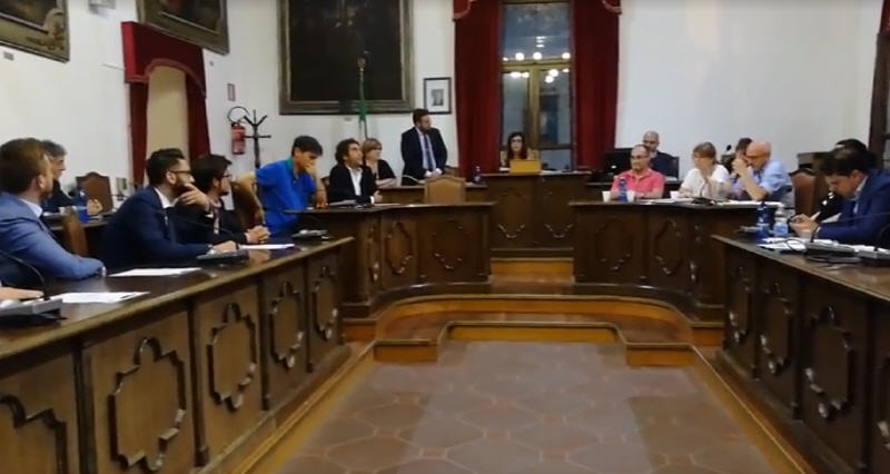Piazza Armerina – Il Consiglio comunale di lunedì: integrazione dell'ordine del giorno