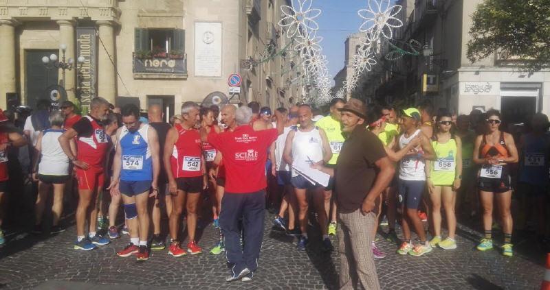 Mohamed Idrissi vince a enna il trofeo maria santissima della visitazione memorial Maurizio Vaneria