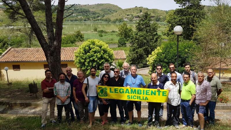 Lago di Pergusa: le proposte di Legambiente