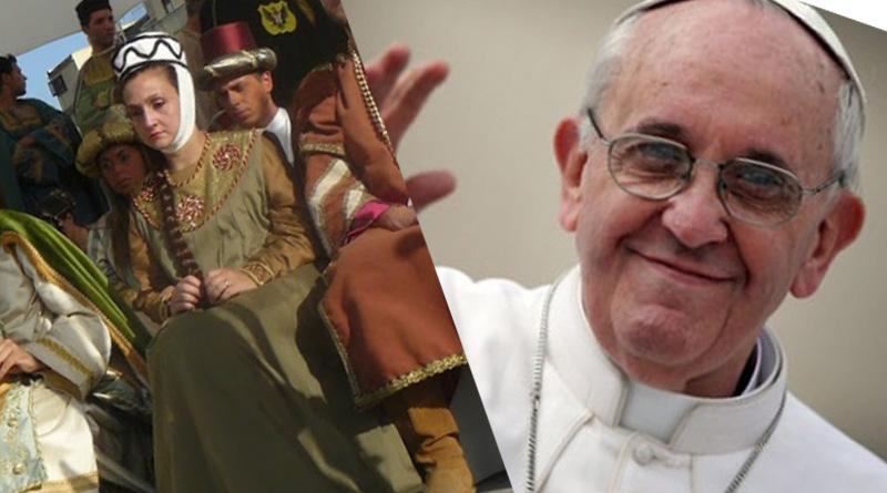 Piazza Armerina – Due mesi di super stress tra Palio, feste e la visita di Papa Francesco