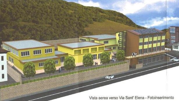 Valguarnera – Un progetto dell'amministrazione Draià: scuola efficiente e di ultima generazione