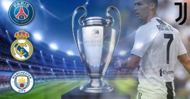 Champions League 2018/19: l'incognita Real Madrid con Juve, City e PSG alla finestra
