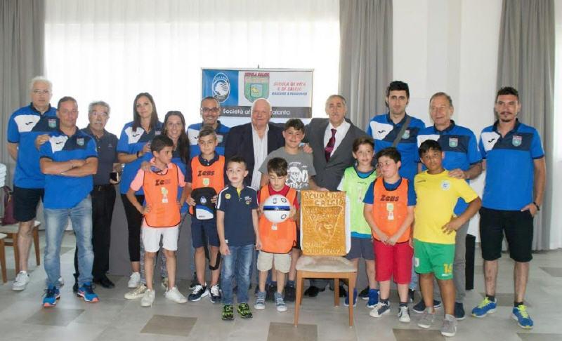 Enna – La Progetto Enna Sport presenta la propria scuola calcio alla città