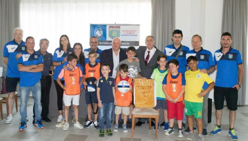 Progetto Enna Sport: aperte le iscrizioni alla scuola calcio affiliata all'Atalanta