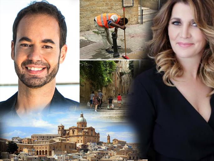 Piazza Armerina – La scalinata di Sant'Anna adottata dall'assessore Gallo produce … un'altra adozione