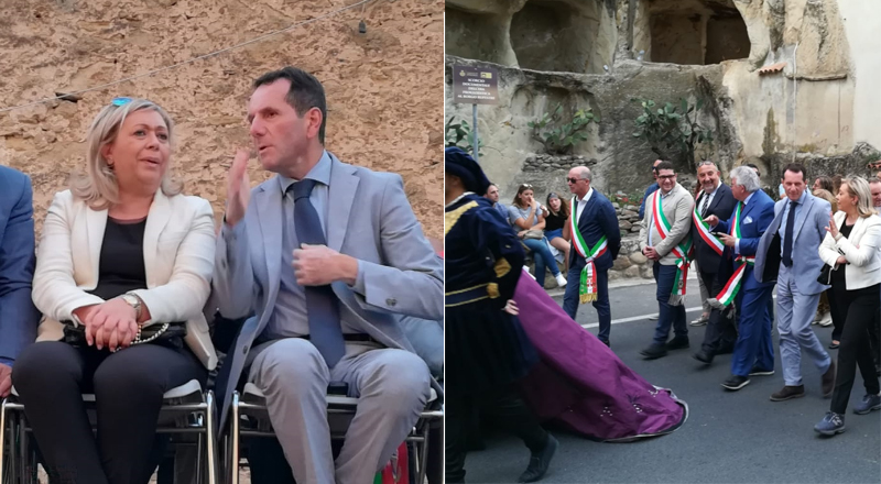 """L'on. Luisa Lantieri: """"La zona interna della Sicilia ricca di cultura e tradizioni. La Regione intervenga a sostegno"""""""