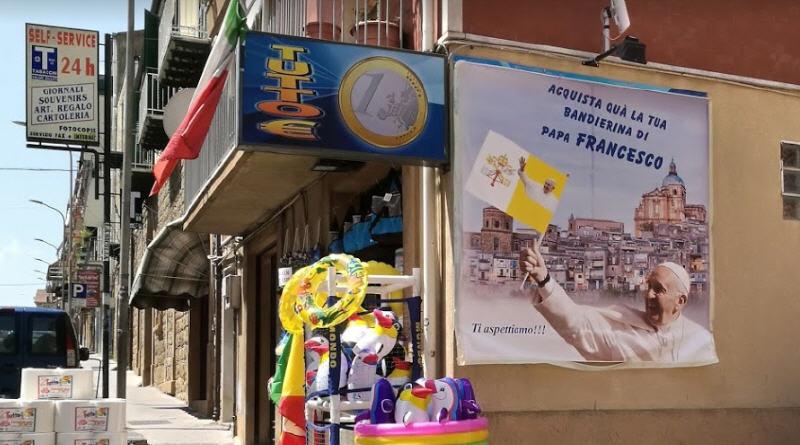 Stanziati dalla regione 400mila euro per la visita di Papa Francesco a Piazza Armerina e Palermo