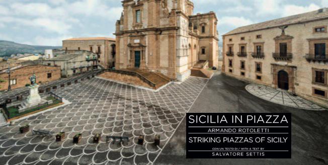 """Piazza Armerina – Al chiostro di San Pietro si presenta il libro di Rotoletti """"Sicilia in Piazza"""""""