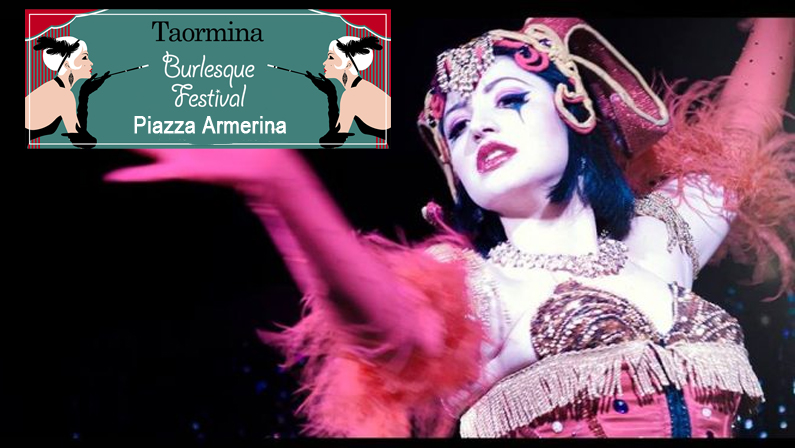 Piazza Armerina . Una serata dedicata al Burlesque
