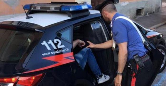 Piazza Armerina – Arrestato per maltrattamenti evade dai domiciliari.