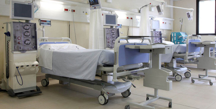 Piazza Amerina – All'ospedale Chiello due posti in nefrologia per i dializzati