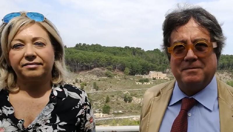 [VIDEO] – L'on. Luisa Lantieri invita l'assessore regionale Tusa: il museo Trigona entro l'anno