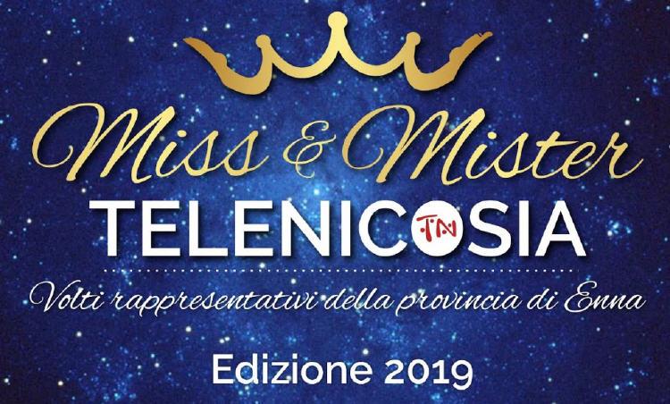 """In arrivo """"Miss & Mister Telenicosia 2019 – Volti rappresentativi della provincia di Enna""""."""