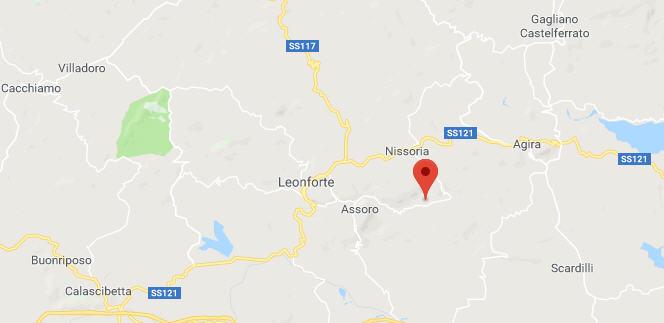 Terremoto in Sicilia: epicentro ad Assoro. Magnitudo 3.3
