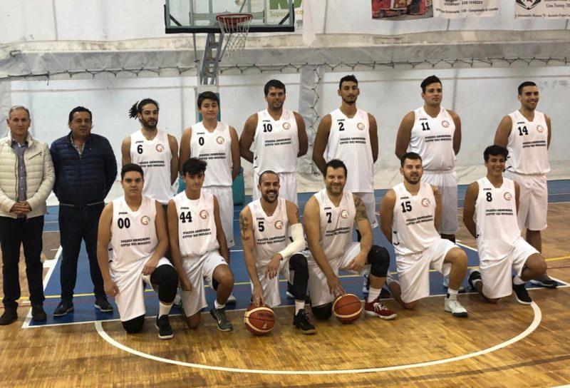 Basket, serie D – Al Palasport Ferraro l'Armerina Basket supera i Girgenti Giants 117 a 57