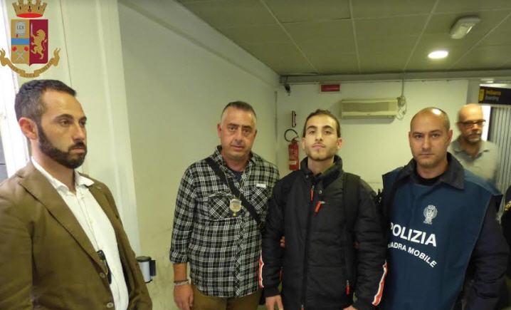 Dagli uomini del commissariato di Piazza Armerina arrestato un altro presunto spacciatore