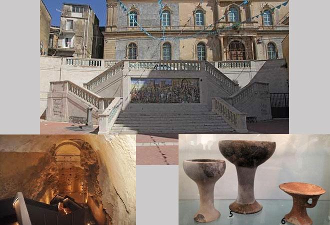 Il presidente della Regione Musumeci inaugura a Caltagirone il museo regionale della ceramica