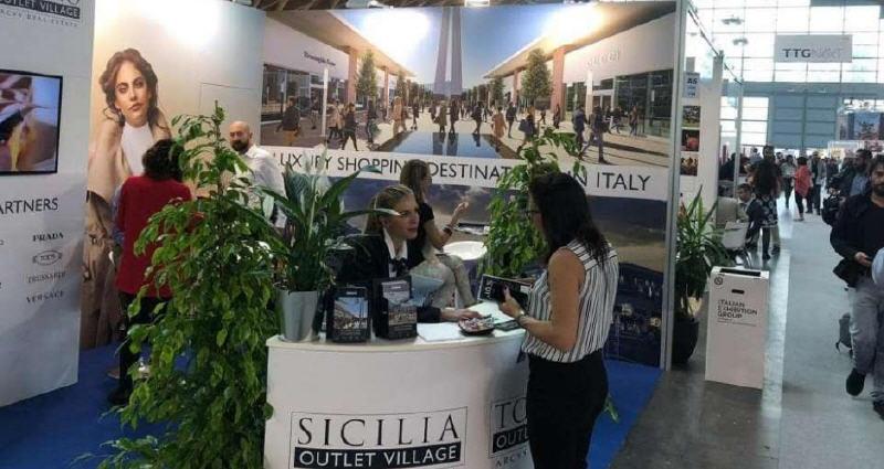 """Quando lo shopping traina il turismo. Il Sicilia Outlet Village punta al """"sistema integrato"""""""
